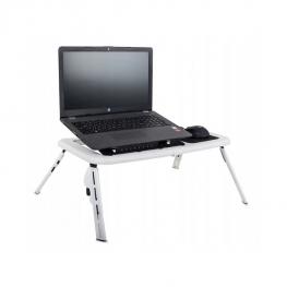 Állítható laptopasztal