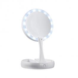 Állítható sminktükör és LED lámpa