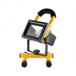 Újratölthető LED-es fényvető