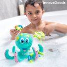 Úszó polip fürdőjáték