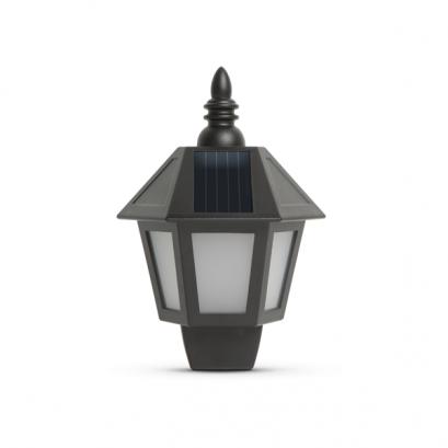 2 az 1-ben szolár fali lámpa lánghatással