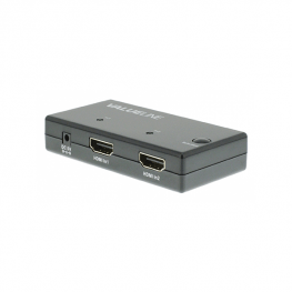 2 portos HDMI kapcsoló (switch)