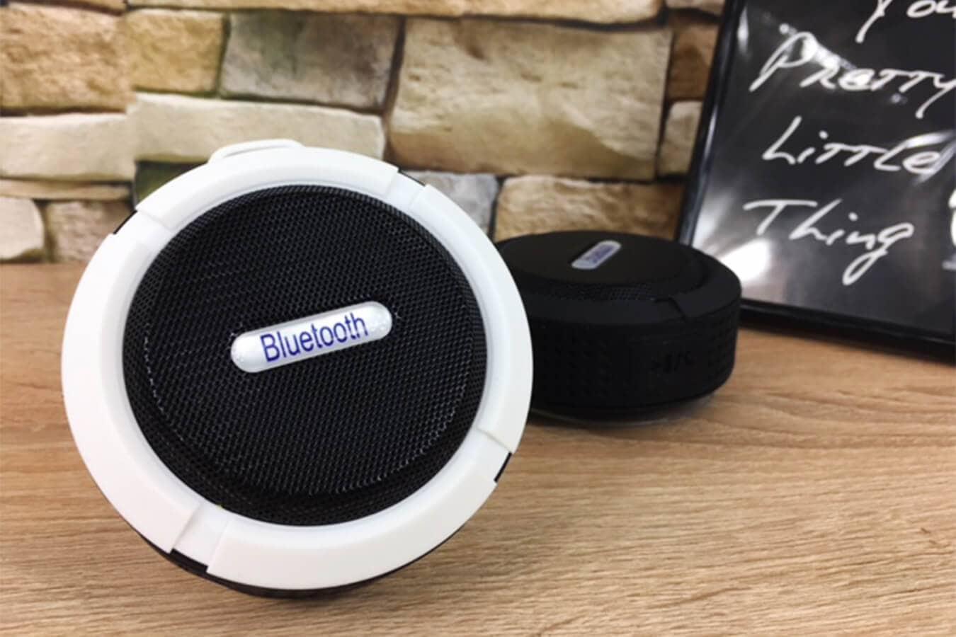 Vízálló bluetooth hangszóró14