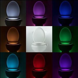 Toalett LED világítás