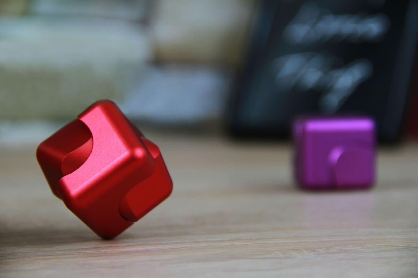 Fidget cube spinner 4