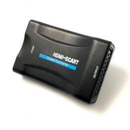 Scart HDMI konverter