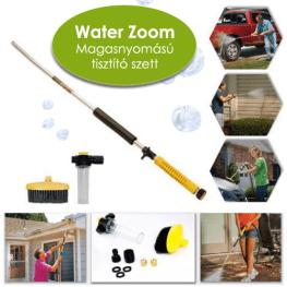 Water Zoom - Magasnyomású tisztító szett