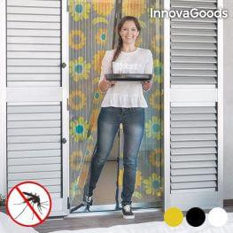 Virágmintás mágneses szúnyogháló függöny