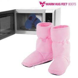Warm Hug Feet - Mikrózható Csizma