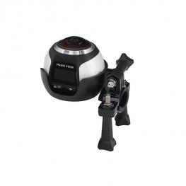4K 360°-os vízálló panoráma kamera