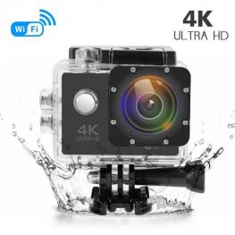 4K UHD Wi-Fi akciókamera