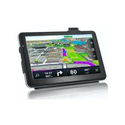 5 GPS navigációs rendszer