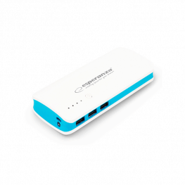 8000 mAh-es Powerbank