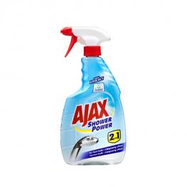 Ajax Shower Power 2in1 vízkőoldó spray - 750ml