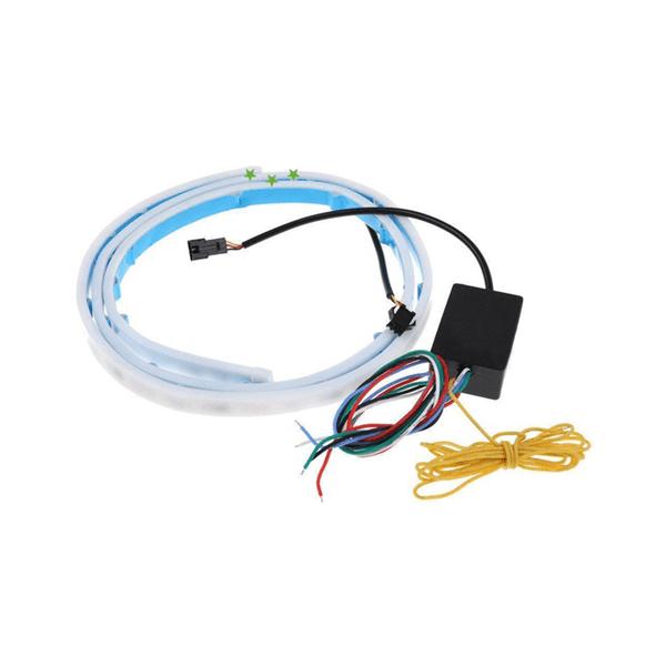 Autó tuning LED hátsó kijelző szalag (1)
