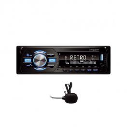 Autórádió és MP3 lejátszó