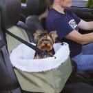 Autós biztonsági kisállathordozó