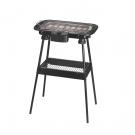 BBQ Elektromos grillsütő, állvánnyal