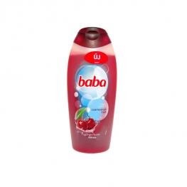 Baba Cseresznye illatú tusfürdő - 400ml