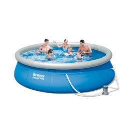 Bestway Sweet Pool puhafalú medenceszett 396 x 84 cm