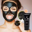 BlackOff - Mélytisztító fekete arcmaszk