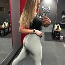 BootyBumm - Magasított derekú sport leggings