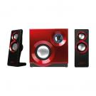 Brutál hangzású 2.1-es hangrendszer