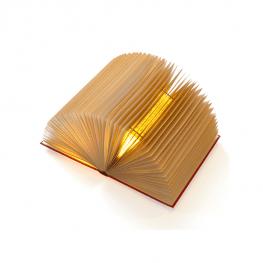 CreativeDesign – Könyvlámpa