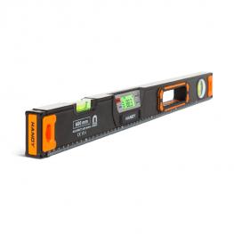 Digitális vízmérték - LCD kijelzővel, hangjelzéssel