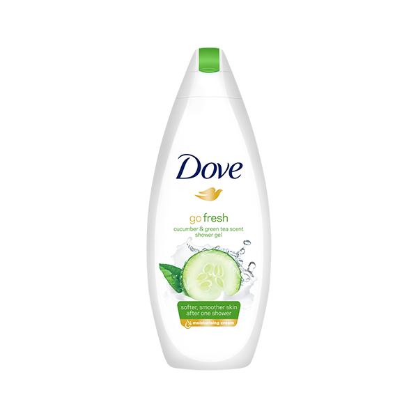 Dove Go Fresh Uborka – 500 ml