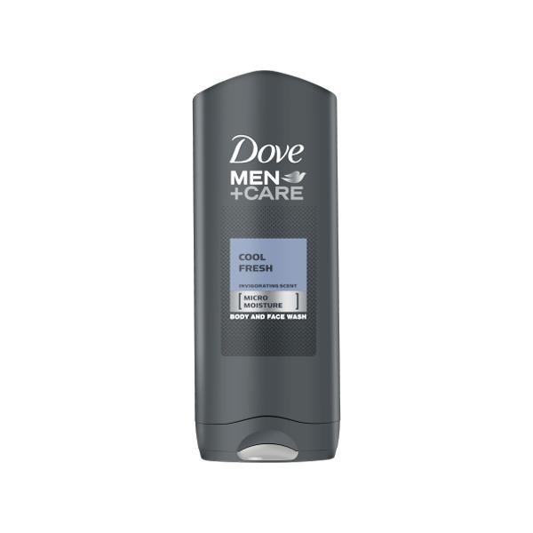 Dove Men+Care Cool Fresh Férfi tusfürdő – 250ml