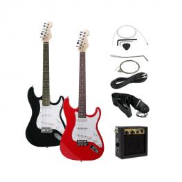 Elektromos gitár szett