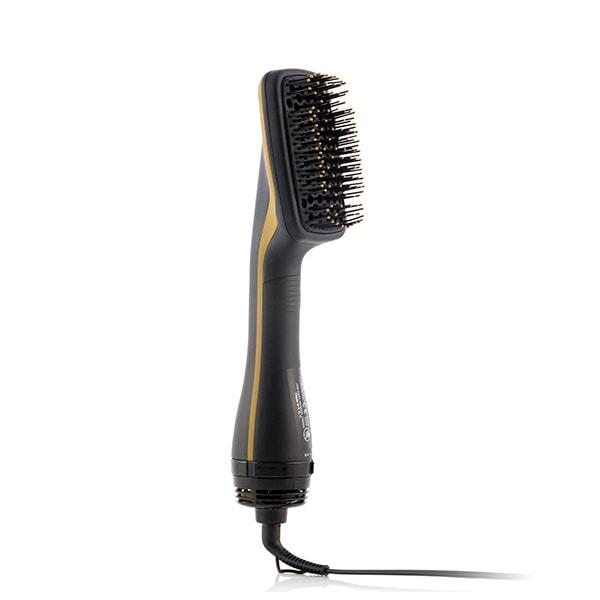 Elektromos szárító és hajegyenesítő hajkefe (6)