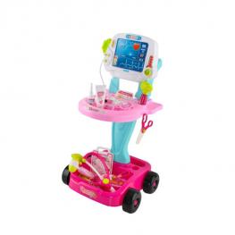 Játék orvosi kocsi