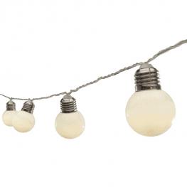 Kül- és beltéri LED-es villanykörte izzósor