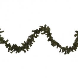 Karácsonyi dús fenyő girland 270cm