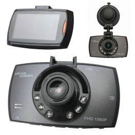 Kompakt Full HD autós kamera