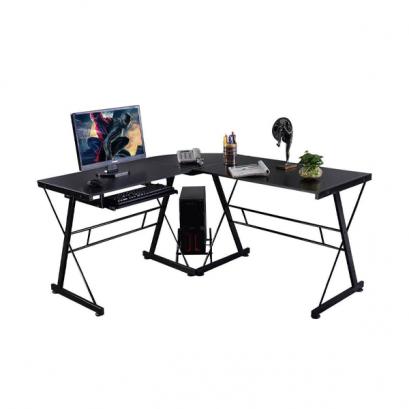 L alakú íróasztal