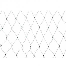 LED- es melegfehér kültéri háló
