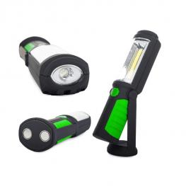 LED munkalámpa mágneses talppal