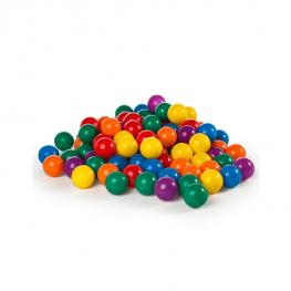 Műanyag játéklabdák (100 db)