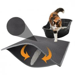 Macskatoalett-szőnyeg