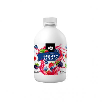 Magic Body Beauty Liquid Kollagén - Vad Bogyós
