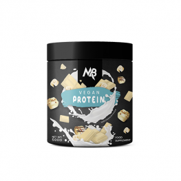 Magic Body Vegan Protein - Fehércsoki