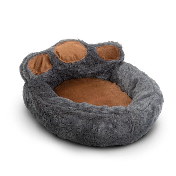 Mancs alakú kutyafekhely – L méret – 68 x 62 cm