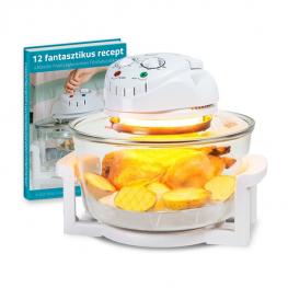 MastAir Fryer Légkeveréses Főzőkészülék-recepfüzettel