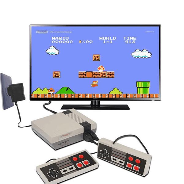 Mini Retro Videojáték Konzol_1