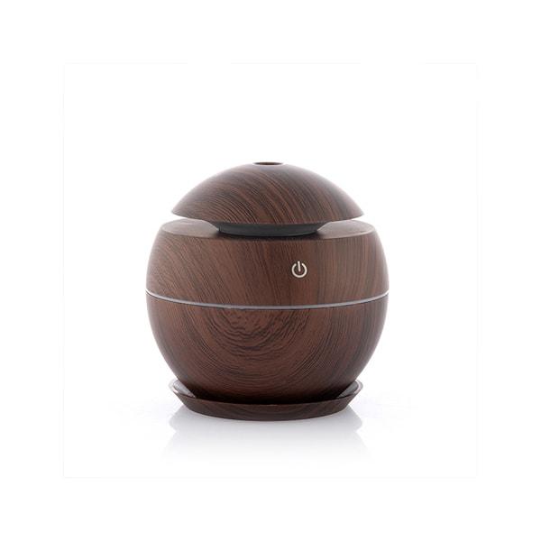 Mini aroma párásító diffúzor – Dark Walnut