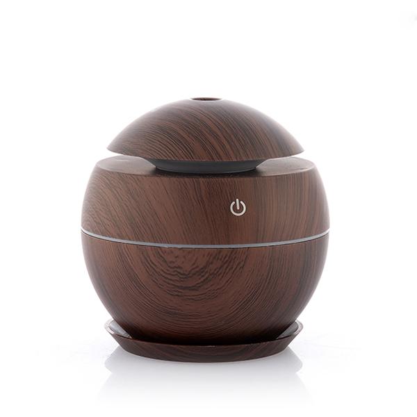 Mini aroma párásító diffúzor – Dark Walnut1
