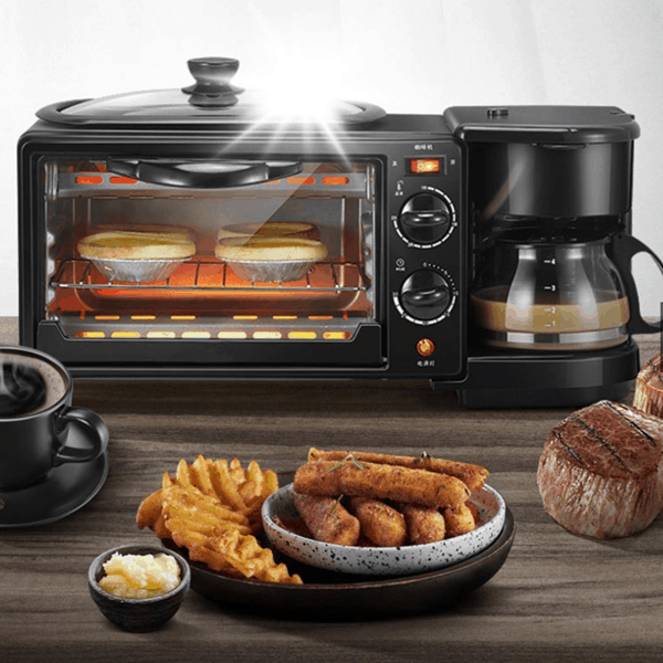 MorningStation - Multifunkciós reggeliző állomás